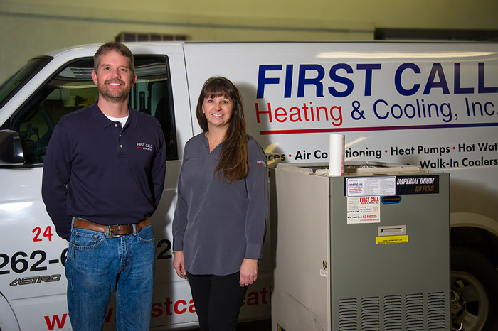 First Call Heating and Cooling