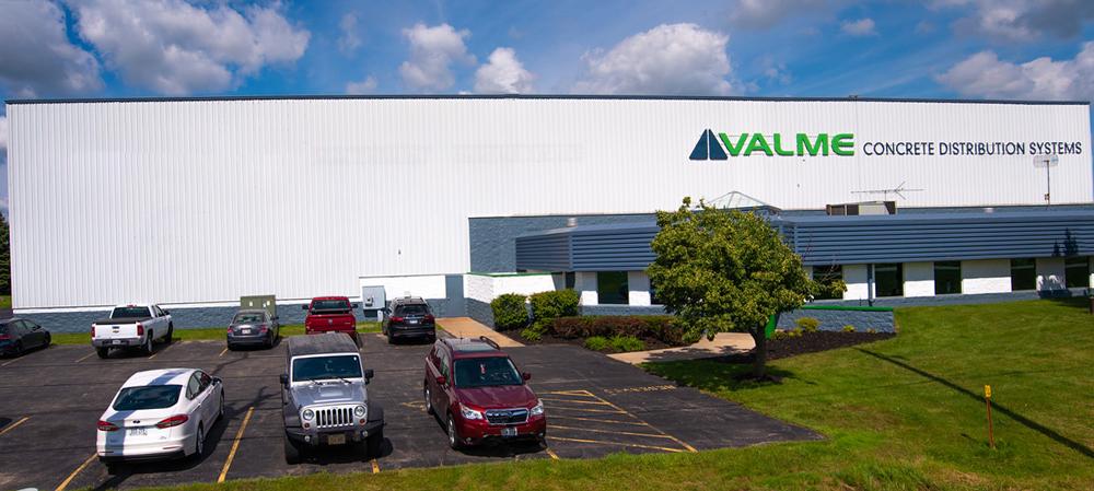 valme concrete distribution systems