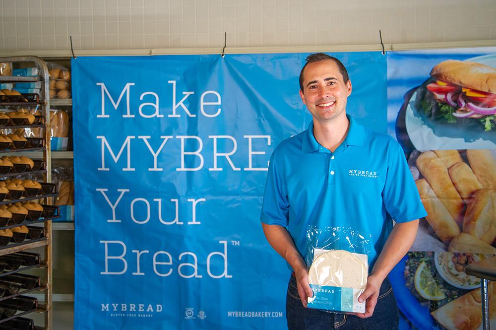 dan gallagher mybread bakery racine wisconsin