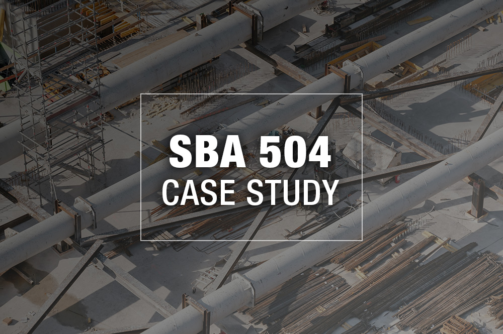 SBA 504 Loan Case Study