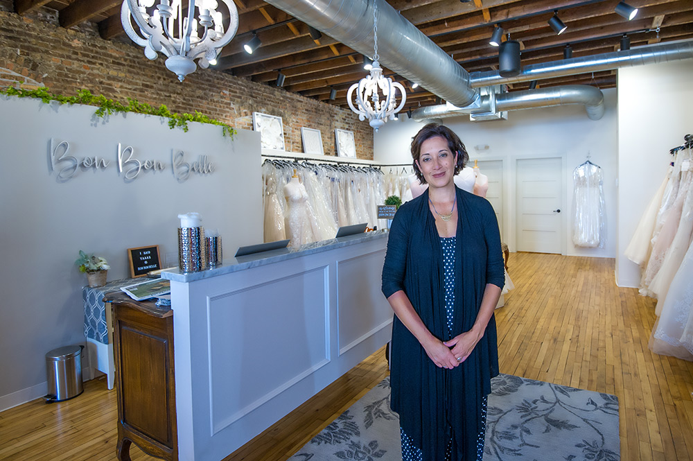 Wendy Lynch Owner Bon Bon Belle Bridal Boutique