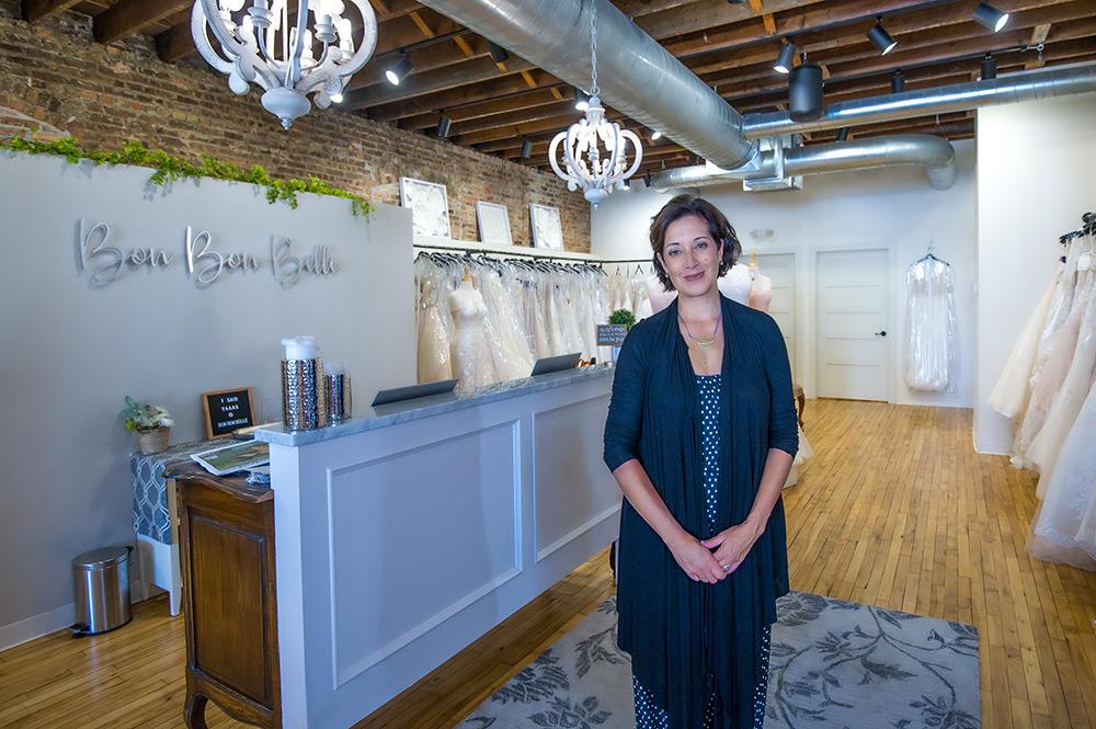 Wendy Lynch Owner Bon Bon Belle Bridal Boutique