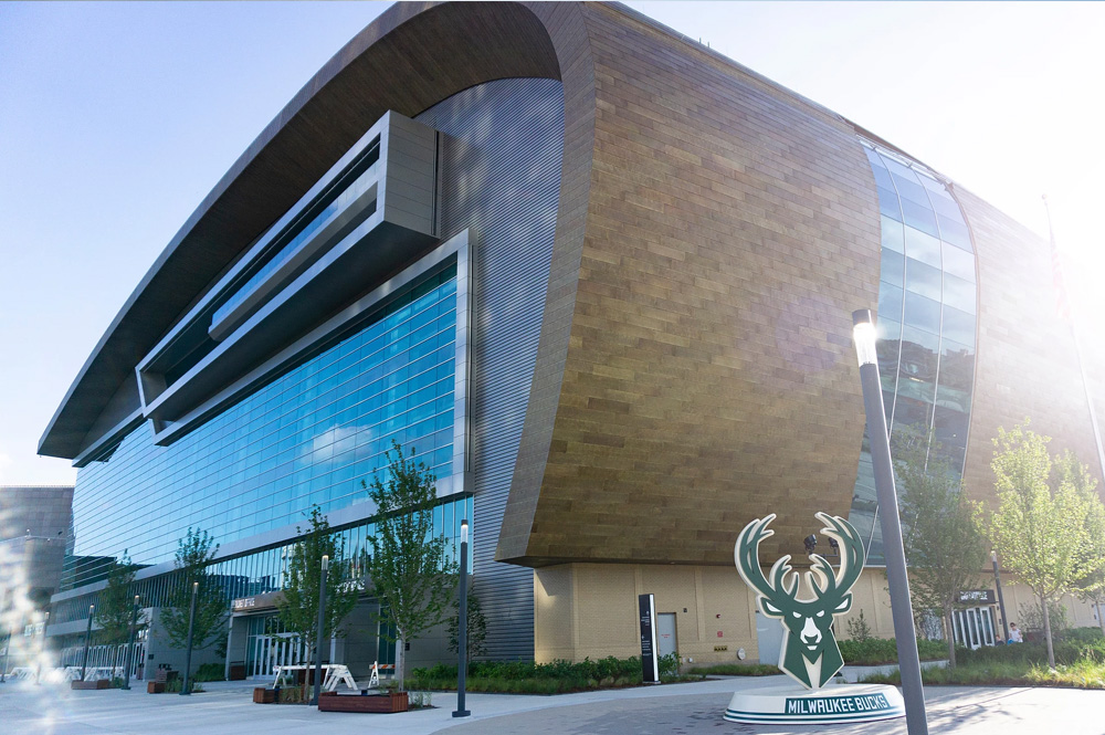 Hiram Power Fiserv Forum