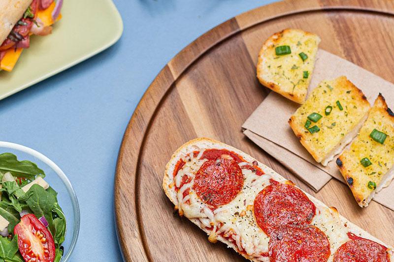 MyBread Bakery pizza bread
