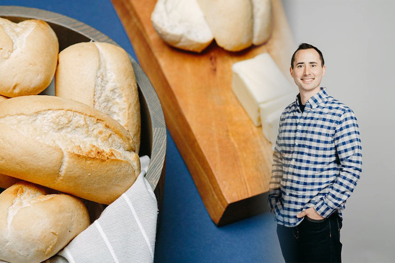 My Bread Bakery Owner Dan Gallagher