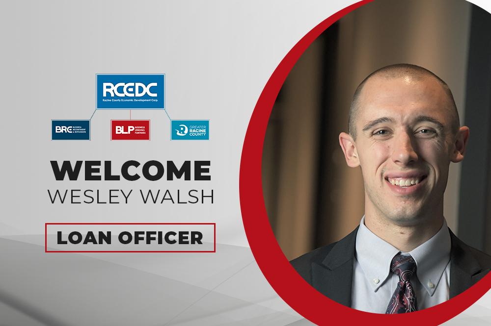 rcedc welcomes wesley walsh