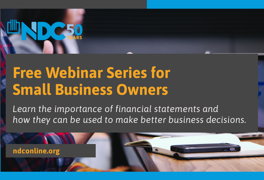 free webinar series for small business owners