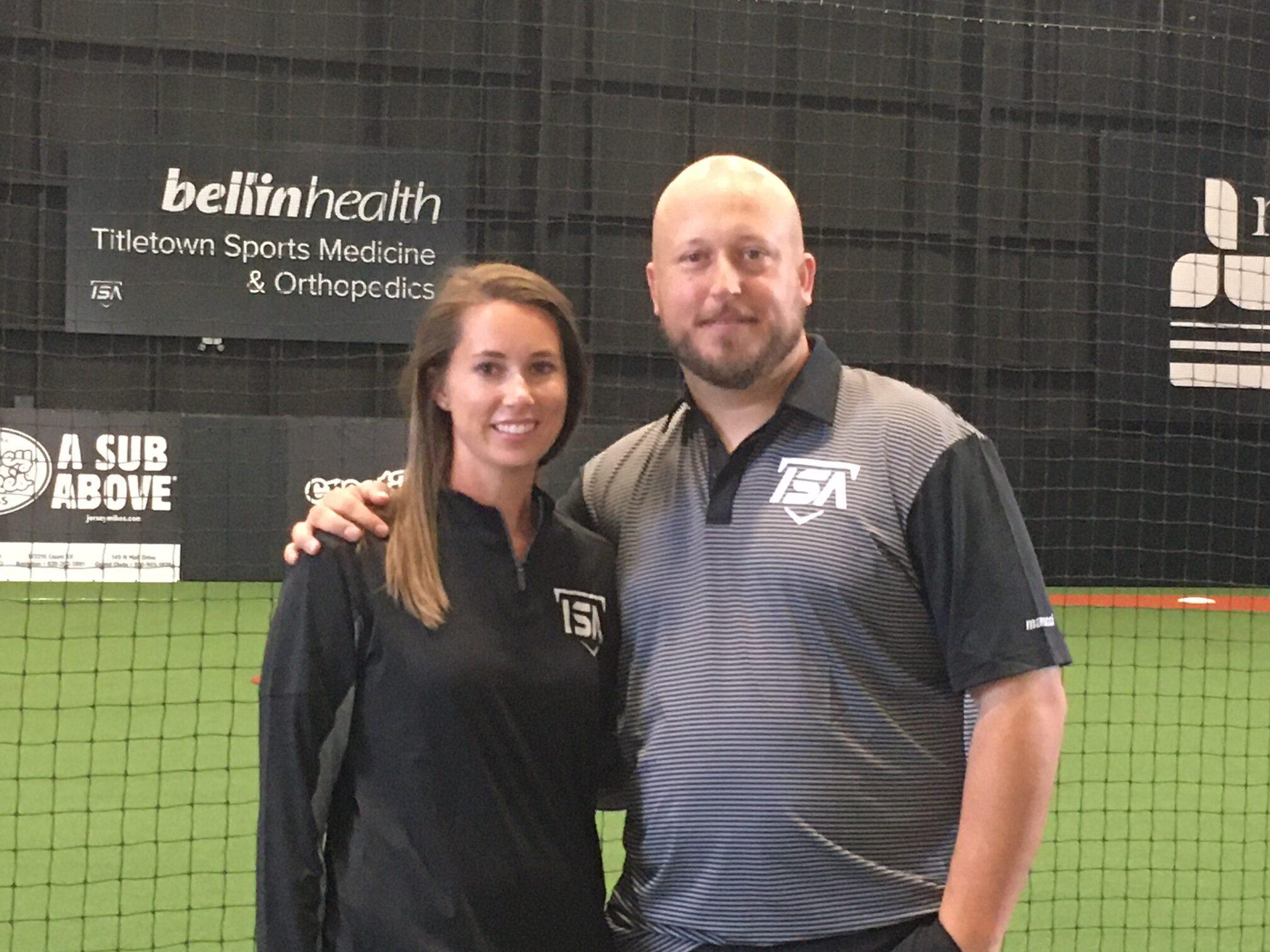 Impact Sports Academy, owner Jason Berken