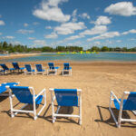 new beach at jellystone camp resort